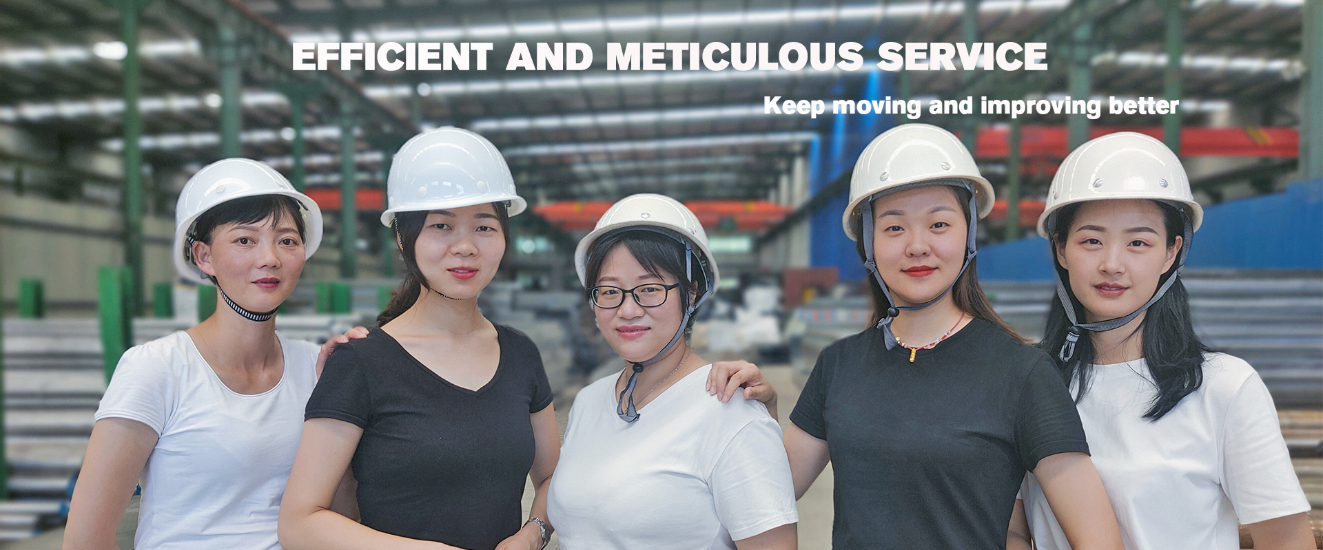 Efficient and Meticulous Service