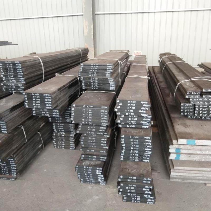 A8 Mod Cold Work Tool Steel Plates / Bars / Sheet / Forgings