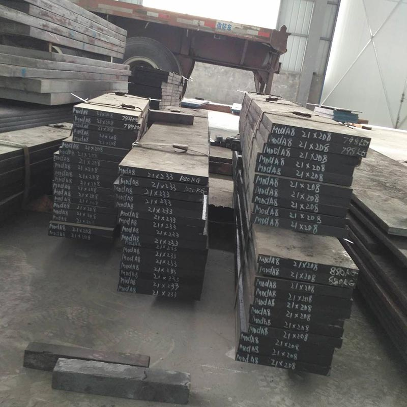 A8 Mod Cold Work Tool Steel Plates / Bars / Sheet / Forgings