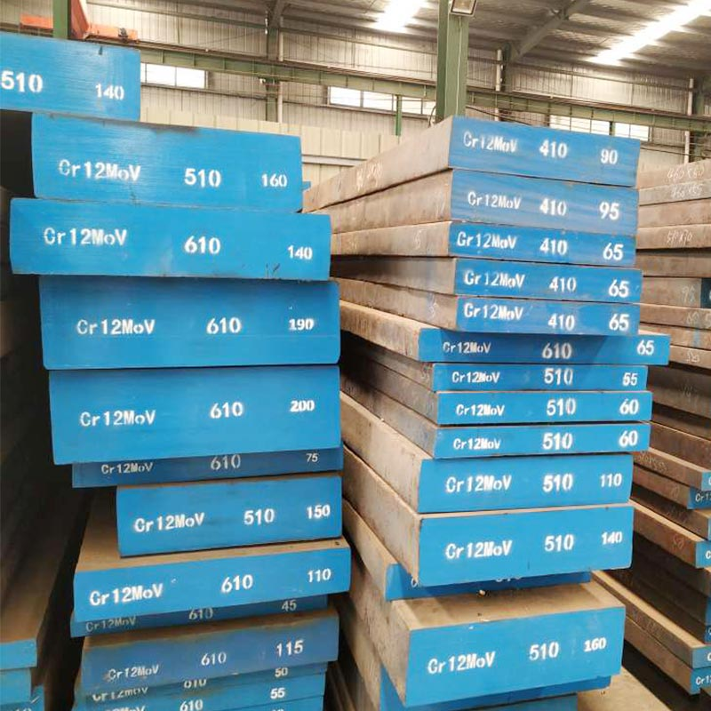 Cr12Mov Cold Work Tool Steel Plates / Bars / Sheet / Forgings