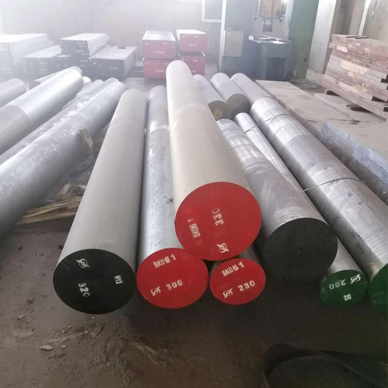 H13 / 1.2344 / SKD61 Hot Work Tool Steel Plates / Bars / Sheet / Forgings