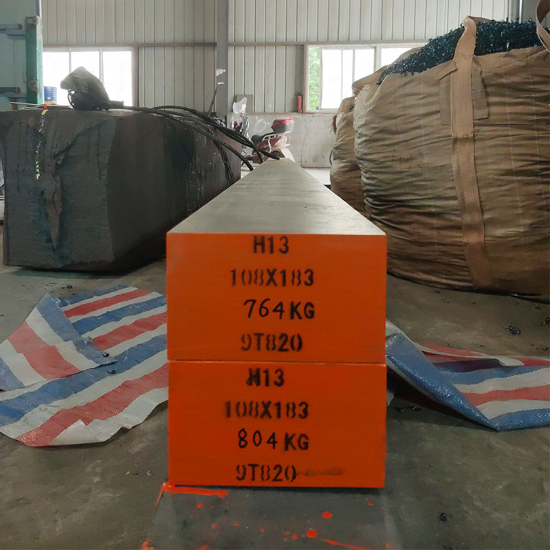 H13 / 1.2344 / SKD61 Hot Work Tool Steel Plates / Bars / Sheet / Forgings
