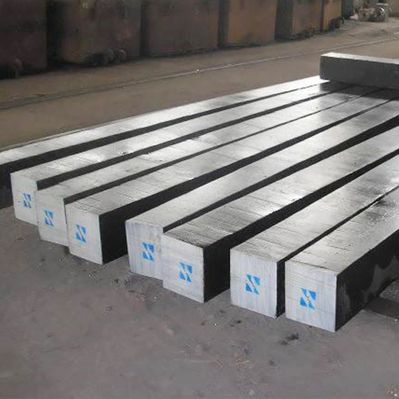 NAK80/10Ni3MnCuAl  Plastic Mold Steel Plates / Bars / Sheet / Forgings