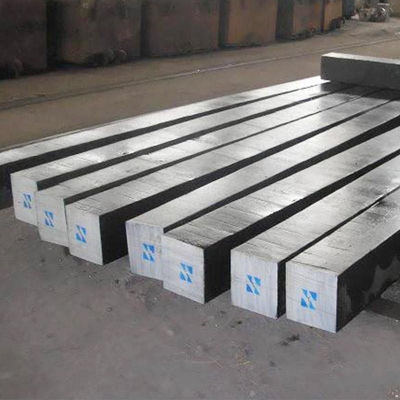NAK80/10Ni3MnCuAl Plastic Mold Steel Plates / Bars / Sheet / Forgings