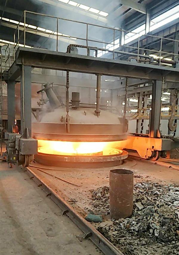 Vacuum Degassing Furnace