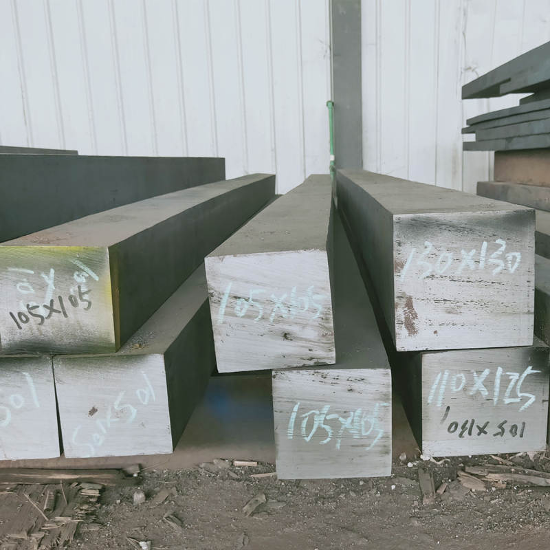 1.2316 / 3Cr17Mo Plastic Mold Tool Steel Plates / Bars / Sheet / Forgings
